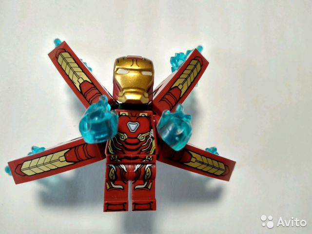 Лего железный человек купить в астане