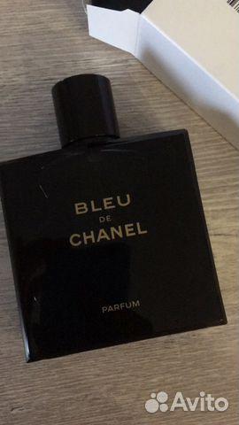 Bleu De Chanel Parfum 100ml Tester купить в москве на Avito