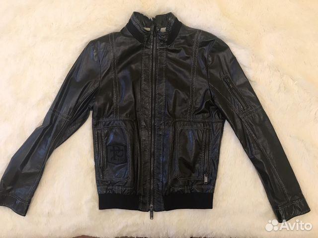 57a9050fd708 Куртка из натуральной кожи PR OFF   Festima.Ru - Мониторинг объявлений