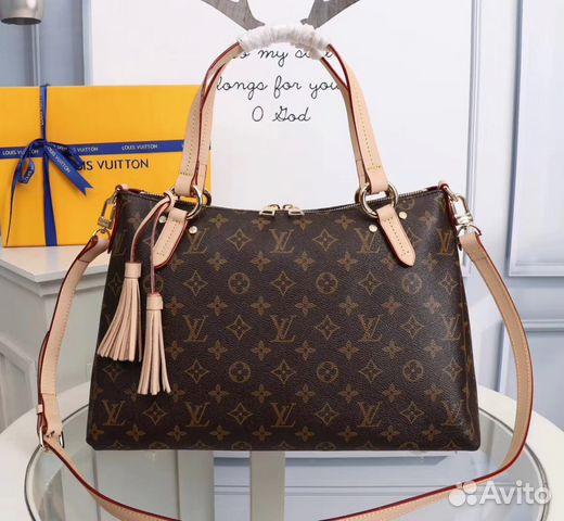 1cc99bf0af8c Сумка Louis Vuitton Lymington Monogram Луи Витон купить в Москве на ...