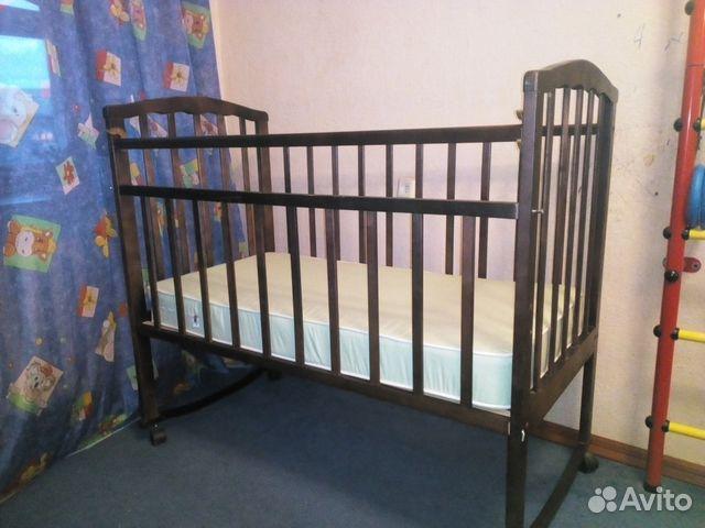 ec8e3cd543036 Продам детскую кроватку с ортопедическим матрасом | Festima.Ru ...