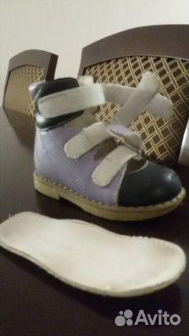 1594ce131790d Продам детские ортопедические туфли ortmann | Festima.Ru ...