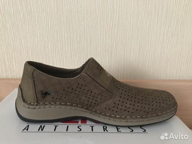 Мужские туфли Rieker (Рикер) купить в Ставропольском крае на Avito ... 3cc1aa210a79b