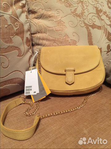 42447c495502 Сумка H&M купить в Ивановской области на Avito — Объявления на сайте ...