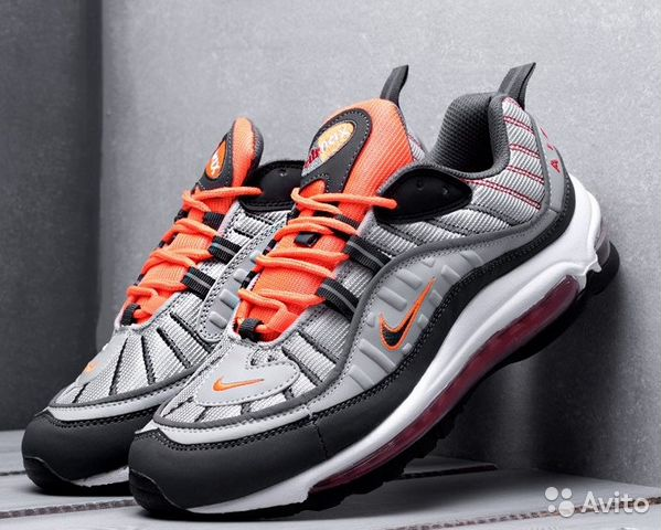 db932e55 Nike AIR MAX 98 (11586) бе38 | Festima.Ru - Мониторинг объявлений