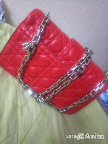 Продам сумку оригинальную dior   Festima.Ru - Мониторинг объявлений 45878a99260