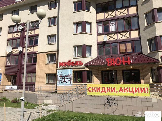 Продается двухкомнатная квартира за 3 700 000 рублей. г Петрозаводск, р-н Центр, ул Красноармейская, д 8.