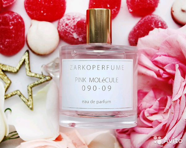 Flot Zarkoperfume pink molecule 090 09 купить в Москве на Avito EZ-21