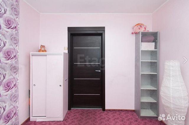 Продается трехкомнатная квартира за 3 300 000 рублей. ул Масленникова, 15.
