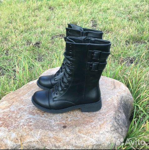 78e076417 Берцы- ботинки новые, женские | Festima.Ru - Мониторинг объявлений
