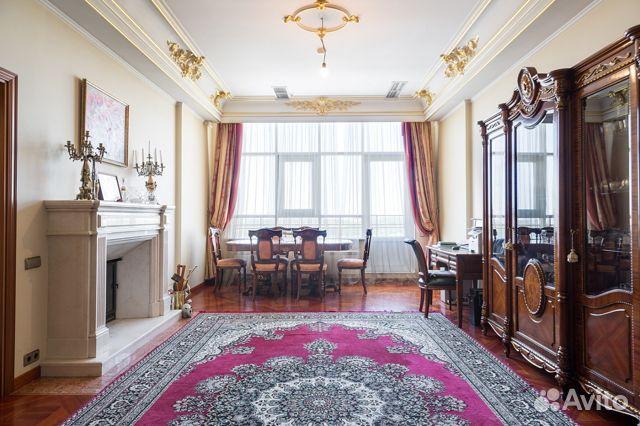 Продается пятикомнатная квартира за 68 500 000 рублей. Москва, улица Улофа Пальме, 1.