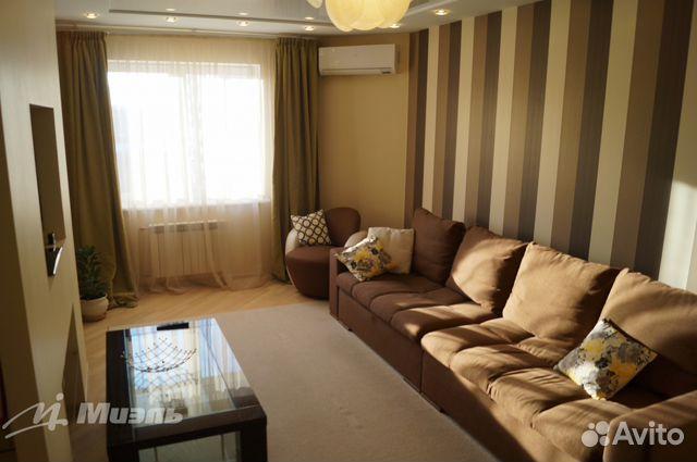 Продается двухкомнатная квартира за 10 879 000 рублей. Парковая ул, 1/18.