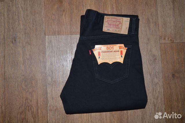 bc2c9f59a242 Джинсы Levis 501 W36 L36, Made in USA, 1993г купить в Санкт ...