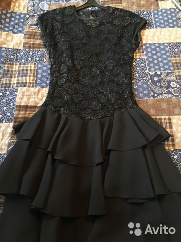 dc63b80af7d Маленькое черное платье (то самое) купить в Москве на Avito ...