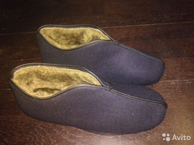 c20ffb6be Китай. Мужская зимняя даосская обувь купить в Москве на Avito ...