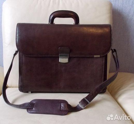 6b78311235b0 Портфель - сумка мужская Натуральная кожа купить в Калининградской ...