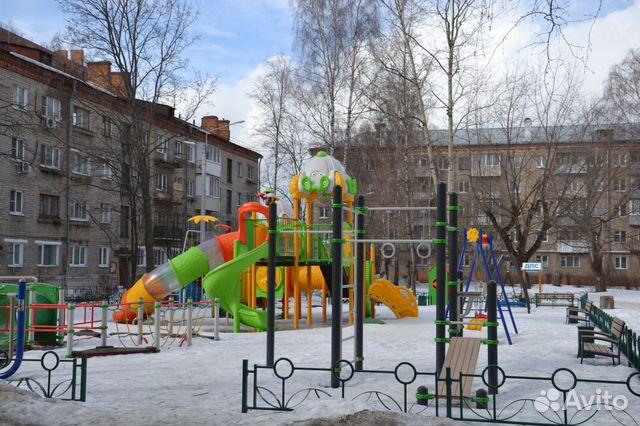Продается однокомнатная квартира за 1 600 000 рублей. Богородский городской округ, Московская область, улица Текстилей, 42.