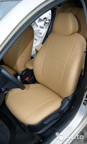 Авточехлы на Форд Фокус 89512048708 купить 1