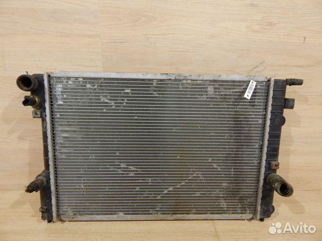 Радиатор двигателя Опель Омега Б 1,8/2,0 МКПП