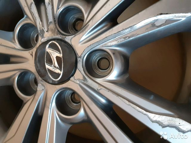 Диск r16 литой Hyundai Elantra 2018 89005794100 купить 4