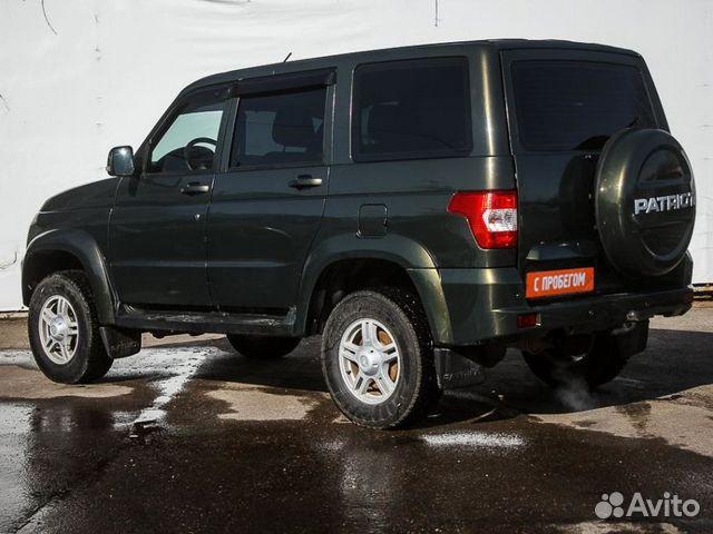 Купить УАЗ Patriot пробег 150 000.00 км 2015 год выпуска