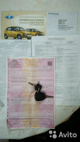Купить ВАЗ (LADA) Kalina пробег 74 586.00 км 2013 год выпуска
