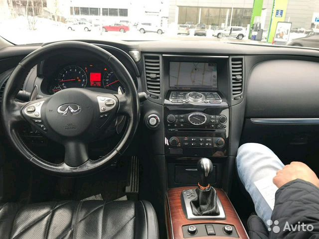 Купить Infiniti FX37 пробег 72 000.00 км 2011 год выпуска