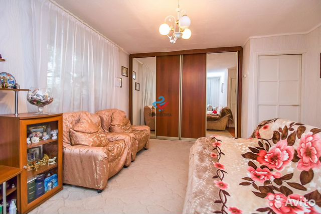 Продается однокомнатная квартира за 2 520 000 рублей. г Уфа, пр-кт Октября, д 111.
