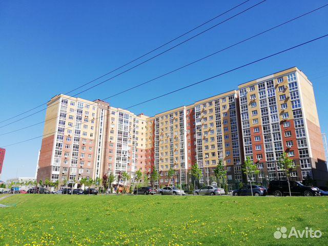 Продается однокомнатная квартира за 6 100 000 рублей. г Москва, поселение Сосенское, поселок Коммунарка, ул Бачуринская, д 19.