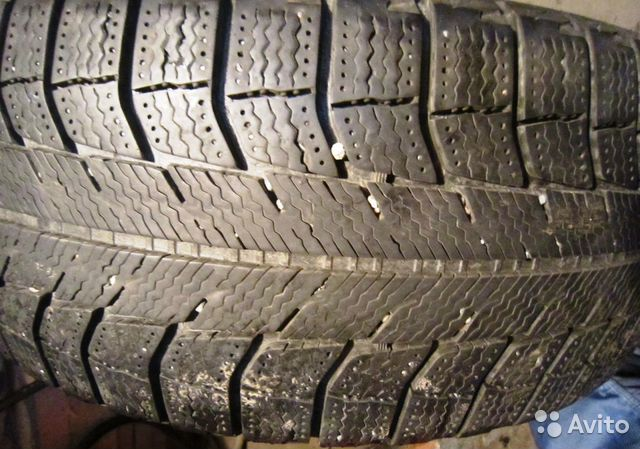 Michelin X-Ice 2 205-55-R16 1 шт— фотография №1