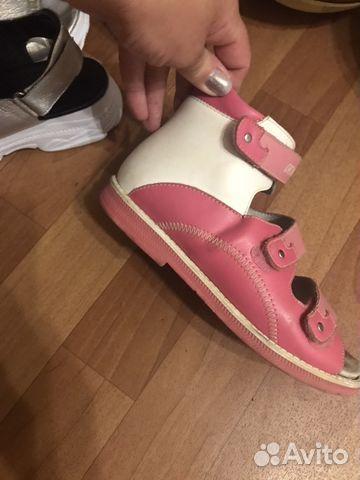 e99464553ab3d Продам детские Ортопедические сандали купить в Хабаровском крае на ...