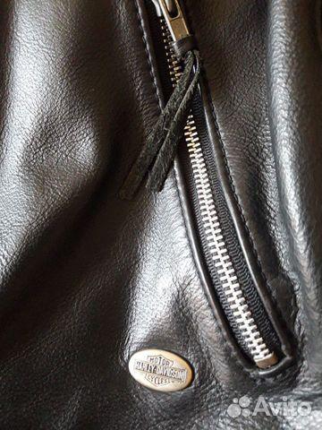 Куртка кожаная Harley - Davidson 89173369019 купить 4