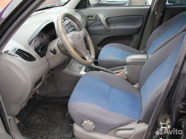 Купить Chery Tiggo (T11) пробег 131 550.00 км 2008 год выпуска