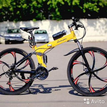 Велосипеды нового поколения 2019 купить 1