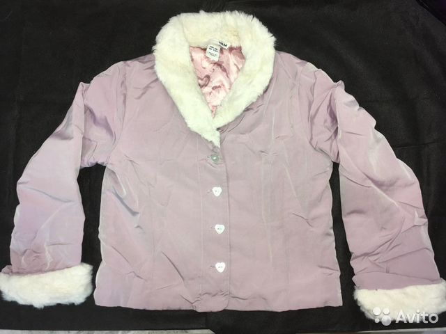 Куртка для девочки 5-6 лет 89674702177 купить 1
