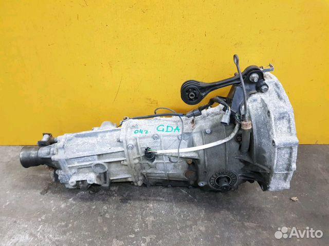 89625003353 Коробка механическая Subaru Impreza WRX, GDA, EJ20