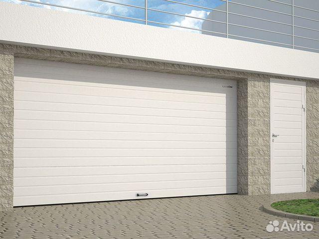 89128655291 Ворота секционные гаражные