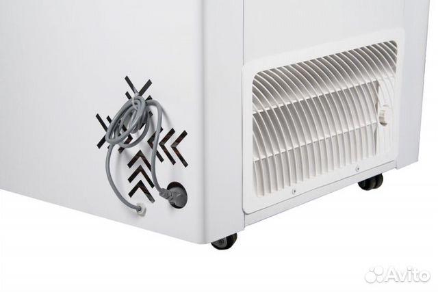 Морозильный ларь Gellar FG 250 C 89053101535 купить 4