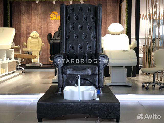 Педикюрное кресло трон 89282266618 купить 3