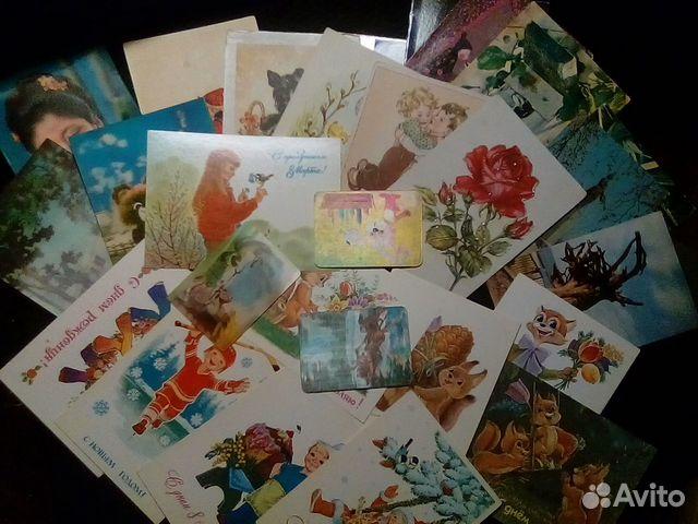 Коллекция открыток иванова