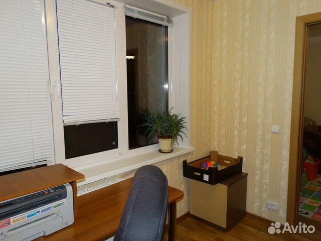 квартира в панельном доме Тимме 19к1