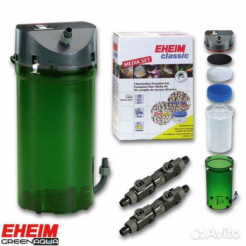 Eheim-2213050 внешний фильтр с бионаполнителем  89102109362 купить 1