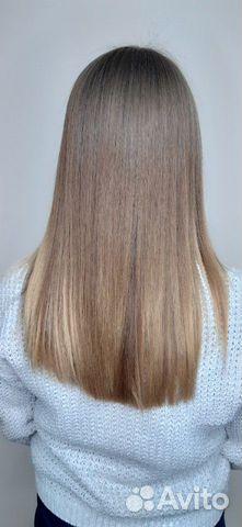 Кератиновое выпрямление волос, ботокс волос 89674481135 купить 9