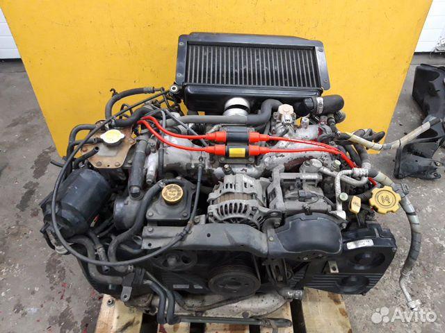 89625003353 Двс EJ20K полной комплектации Subaru Impreza WRX S