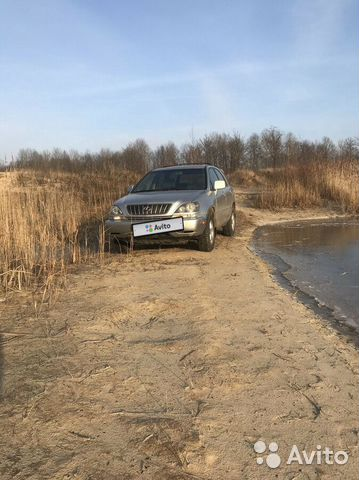 Lexus RX, 1999 89805106705 купить 1