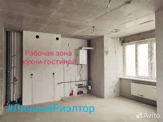 3-к квартира, 99.7 м², 17/25 эт. 89521271460 купить 4