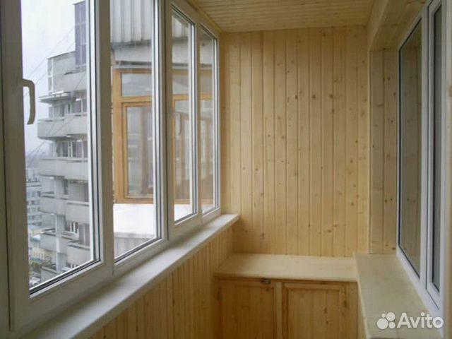 Остекление балконов, лоджии 89874915331 купить 5