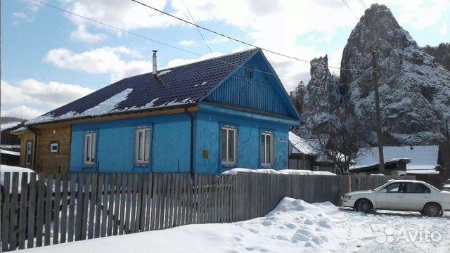 Дом 60 м² на участке 17 сот.