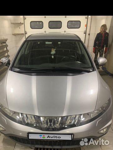 Honda Civic, 2007 купить 6