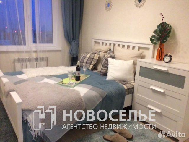 1-к квартира, 44 м², 8/27 эт.